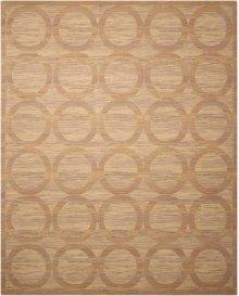 Silken Allure Slk21 Sand Rectangle Rug 5'6'' X 8'