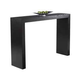 Arch Console, High Gloss White
