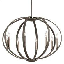 Elata 8 Light Chandelier Olde Bronze®