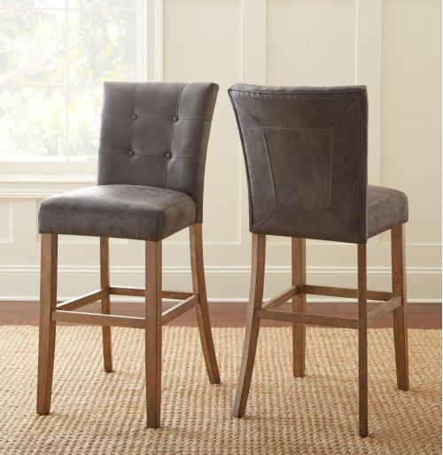 "Debby Bar Table Legs, 42""H [4pcs/box]-40"" x3.125"" x 3.125"""