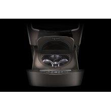 LG SIGNATURE 1.0 cu. ft. LG SideKick Pedestal Washer, LG TWINWash Compatible