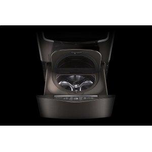LG AppliancesLG SIGNATURE 1.0 cu. ft. LG SideKick Pedestal Washer, LG TWINWash Compatible