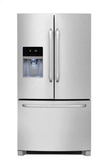 Bottom Mount Refrigerator - Stainless