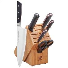 MIYABI Evolution 7-pc Knife block set