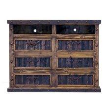 Dresser/TV Stand W/Reclaimed Wood