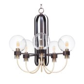 Bauhaus 5-Light Chandelier