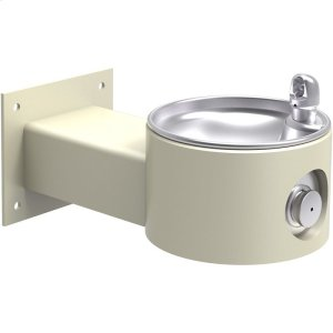 Elkay Outdoor Fountain Wall Mount, Non-Filtered Non-Refrigerated, Beige Product Image