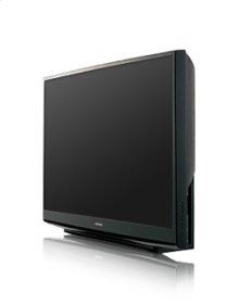 """61"""" widescreen DLP HDTV"""