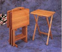 Tray Table Set