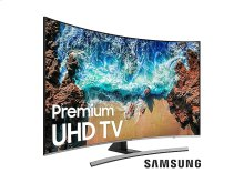 "65"" Class NU8500 Premium Curved Smart 4K UHD TV"