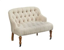 Linen Rainy Day Youth Settee