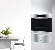 "30"" ESW 4816 Europa Clean Touch Steel Warming Drawer - ESW 4816 Warming Drawer Europa"