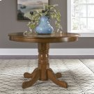 Round Pedestal Table Base Product Image