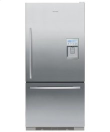 ActiveSmart Fridge - 17.5 cu. ft. Counter Depth Bottom Freezer with ice & water