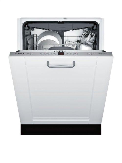 Bosch 300 Series Custom Panel Dishwasher, 44 dBA, 3rd Rack, InfoLight (Scratch & Dent)