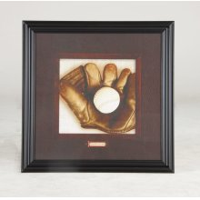 Peinture Baseball Glove Art Photo