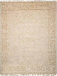 Elan Eln04 Gold Rectangle Rug 7'9'' X 9'9''