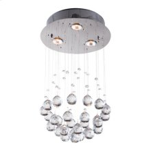 Pollow Ceiling Lamp Clear