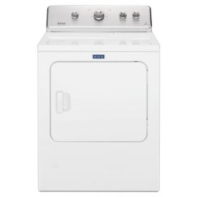 "Maytag® Large Capacity Top Load Dryer with Wrinkle Control "" 7.0 cu. ft. - White"