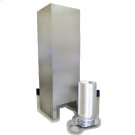 Island Hood Chimney Extension Kit (10-12ft) for vented hoods Product Image