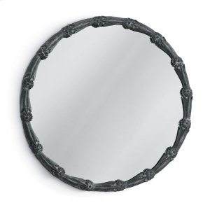 Regina AndrewFloral Mirror In Zinc
