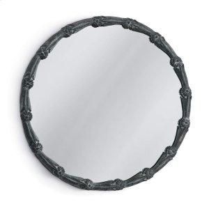 Regina AndrewFloral Mirror In Zinc