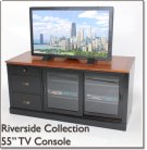 "55"" GS Furniture TV Console Product Image"