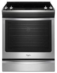Whirlpool 6.2 cu. ft. Front-Control Electric Stove with TimeSavor Convection