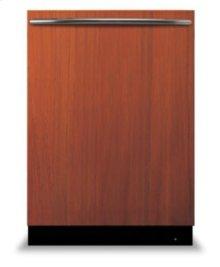 "24"" Custom Panel Dishwasher w/Water Softener"