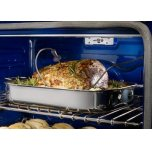"""30"""" Double Wall Oven With Even-Heat(tm) True Convection - Black"""
