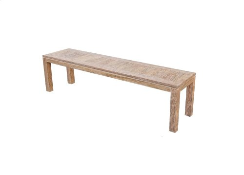 Emerald Home Reims Bench Reclaimed Weathered Teak Od1207c-36