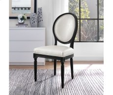 Philip White Croc Dining Chair Product Image