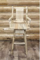 Montana Captains Swivel Barstool Product Image
