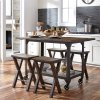Liberty Furniture Industries 5 Piece Gathering Table Set
