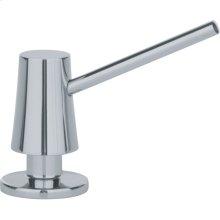 Soap dispenser SD2580 Satin Nickel