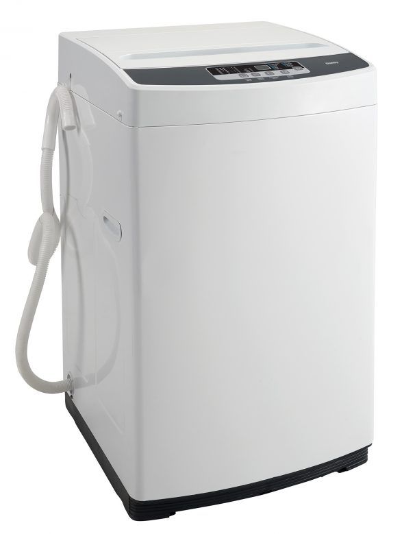Danby 13.2 lbs. Washing Machine  WHITE