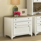 Myra - Lateral Files Cabinet - Natural/paperwhite Finish Product Image