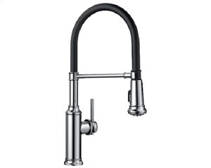 Blanco Empressa Semi-professional Kitchen Faucet - Polished Chrome Product Image
