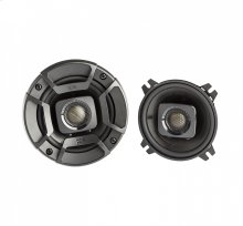 """DB+ Series 4"""" Coaxial Speakers with Marine Certification in Black"""