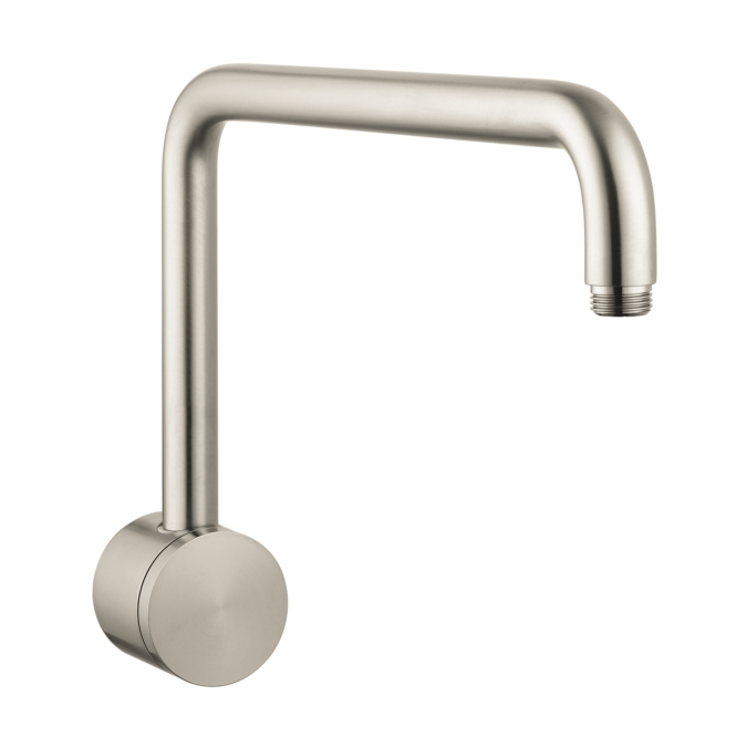 Brushed Nickel Showerarm