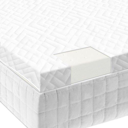 """2"""" Latex Foam Mattress Topper - King"""