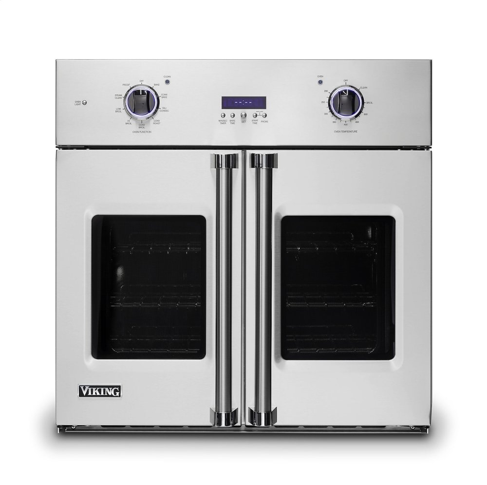 Vsof7301ss Viking 30 Quot Electric Single French Door Oven