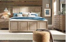 Bridgewater Panel Bed Complete, Queen 5/0