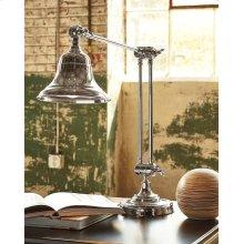 Timber and Tanning Metal Desk Lamp (1/CN)