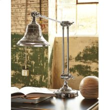 Timber and Tanning Metal Desk Lamp (1/CN)