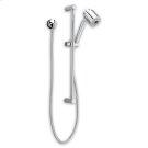 FloWise Modern Water Saving Shower System Kit - Brushed Nickel Product Image