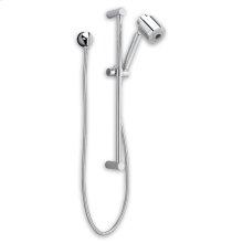 FloWise Modern Water Saving Shower System Kit - Polished Chrome