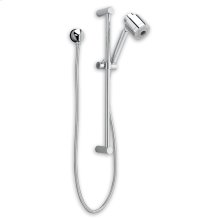 FloWise Modern Water Saving Shower System Kit - Polished Chrome