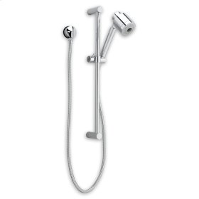 FloWise Modern Water Saving Shower System Kit - Brushed Nickel
