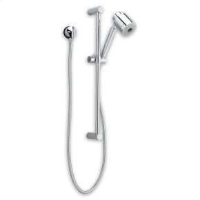 FloWise Modern Water Saving Shower System Kit - Brushed Nickel